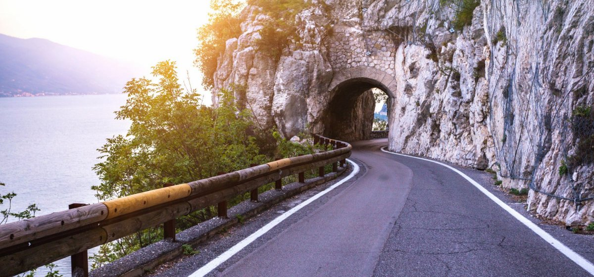 One of the most beautiful scenic roads in the World