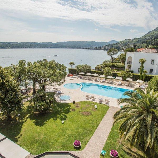 August offer on Lake Garda