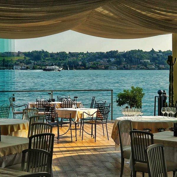 April on Lake Garda