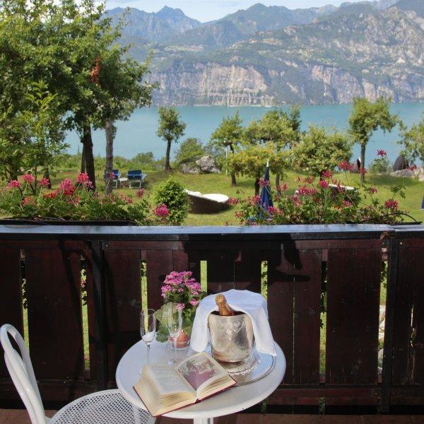 July offer on Lake Garda